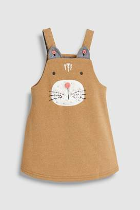 Next Girls Pink Pinafore (3mths-6yrs)