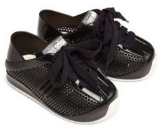 Mini Melissa Baby's & Toddler's Todd Love System Sneakers $68 thestylecure.com