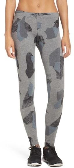 Women's Nike 'Leg-A-See' Print Leggings