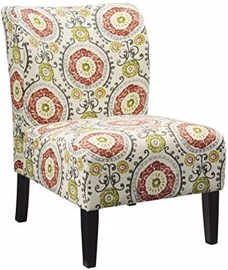 Signature Design by Ashley Ashley Furniture Signature Design - Honnally Accent Chair - Contemporary Style - Floral