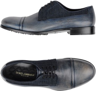 Dolce & Gabbana Lace-up shoes - Item 11146860KD