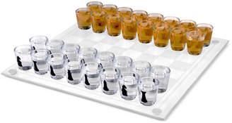 Trademark Global 33-Pc. Shot Glass Chess Game Set