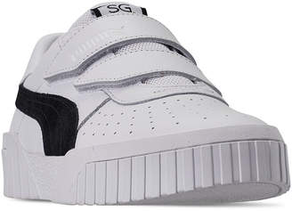 Puma Women Cali Velcro Casual Sneakers from Finish Line