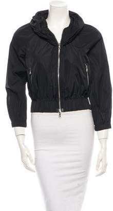 Yigal Azrouel Cropped Jacket
