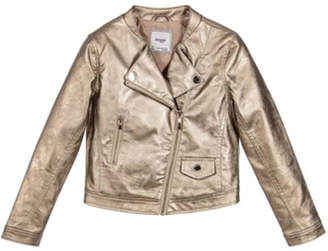 Mayoral Metallic Moto Jacket