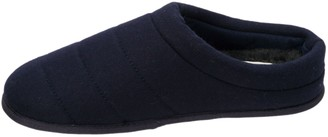 Dearfoams Genuine Wool Quilted Clogs
