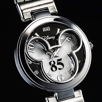 Disney (ディズニー) - ミッキー生誕85周年記念 世界限定メモリアルダイヤ時計 ホワイト