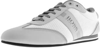 BOSS Athleisure Lighter Lowp Trainers White
