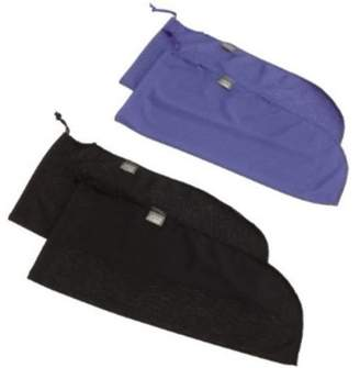 Lewis N. Clark Travel Shoe Covers (As Shown) Multi-Colored