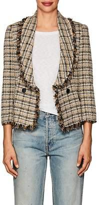 Etoile Isabel Marant Women's Nicole Cotton-Blend Tweed Jacket