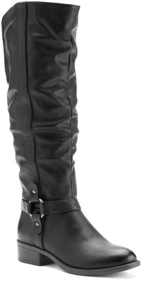 Apt. 9® Women's Slouch Riding Boots $84.99 thestylecure.com