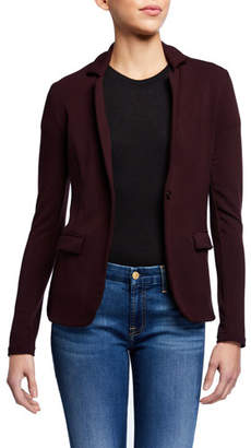 Neiman Marcus Majestic Paris for French Terry Blazer