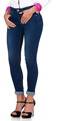 Piel de Toro Women's 41740505 Trousers,6 (Size:34)