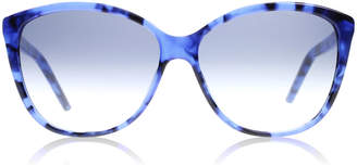 Marc Jacobs Marc 69S Sunglasses Blue Havana U1T 58mm