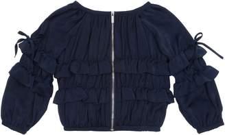 Habitual Girl Maribelle Ruffle Jacket