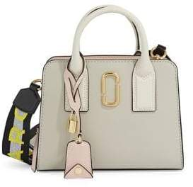 Marc Jacobs Logo Strap Little Big Shot Bag