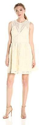 Adelyn Rae Women's Marissa Fit and Flare