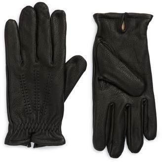 Nordstrom Deerskin Leather Gloves