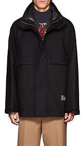 Oamc Men's Cotton Field Jacket - Navy