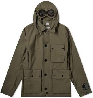 C.P. Company T-Mack 3L Taped Goggle Jacket
