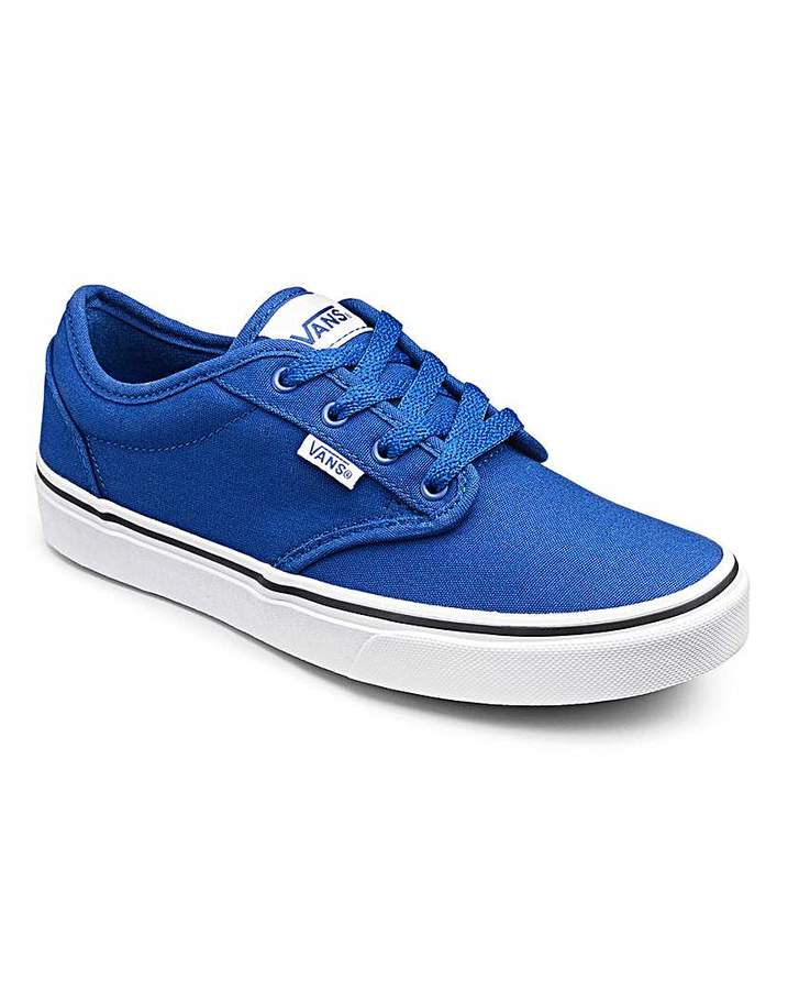 Atwood Lace Up Youth Trainers