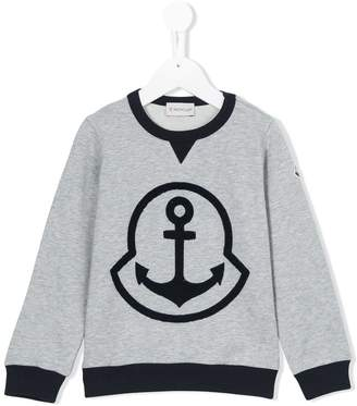 Moncler anchor sweatshirt