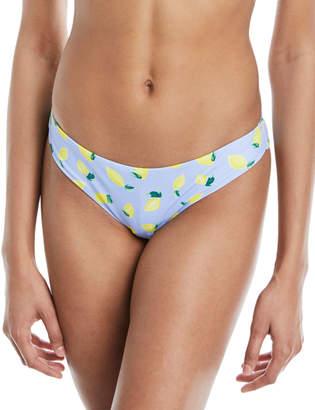Onia Lily Lemons Hipster Swim Bikini Bottom