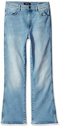 Buffalo David Bitton Women's Inka Crop Flare Jean $17.82 thestylecure.com