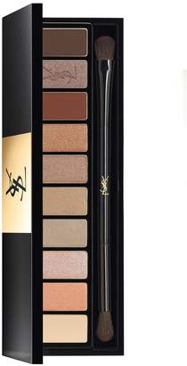 Saint Laurent 'Nude' Couture Variation Ten-Color Expert Eye Palette