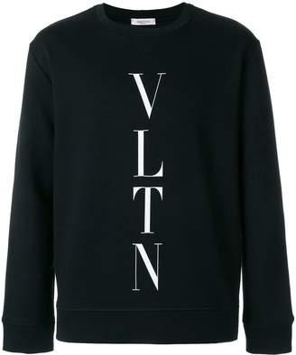 Valentino vltn sweatshirt black