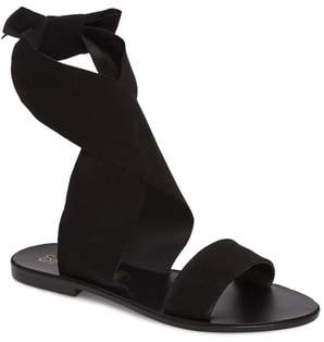 Seychelles Cruisin Ankle Wrap Sandal
