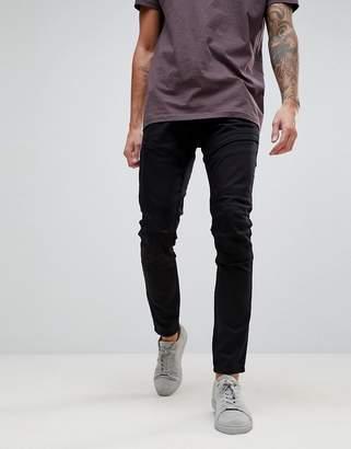 G Star G-Star Rackam Super Slim Jeans Raw Denim