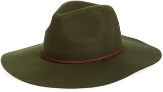 BP Wide Brim Felt Panama Hat