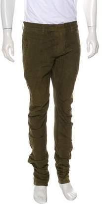 Balmain Woven Skinny Pants