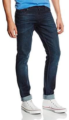 fb75d3f3 Tommy Jeans Hilfiger Denim Men's Skinny Jeans, Sidney Rivdc - Blue - W34/L36