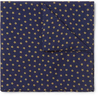 Polo Ralph Lauren Printed Cotton Pocket Square