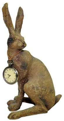 Soft Surroundings Rabbit with Pocket Watch