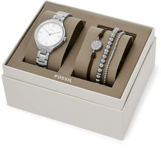 Fossil Suitor Three-Hand Interchangeable Strap Box Set