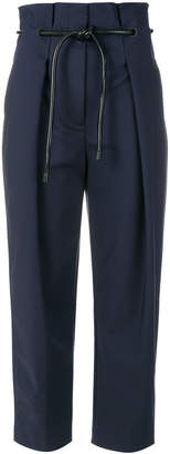 3.1 Phillip Lim Origami-Pleated trousers