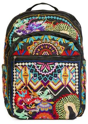 Johnny Was Dracco Backpack