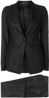 Tagliatore slim-fit trouser suit