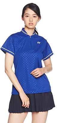 Yonex (ヨネックス) - [ヨネックス] テニスウェア ゲームシャツ [レディース] 20441 ミッドナイトネイビー (472) 日本 L (日本サイズL相当)