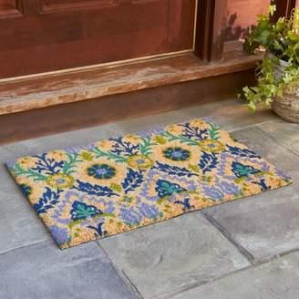 Birch Lane Andres Cobalt Welcome Doormat