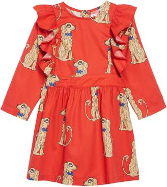 Mini Rodini Spaniels Ruffle Dress