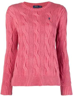 Polo Ralph Lauren loose knitted top