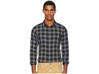 Paul Smith Long Sleeve Tailored Fit Shirt Plaid