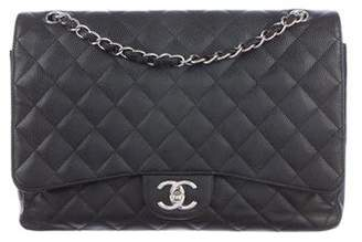 Chanel Classic Maxi Double Flap Bag