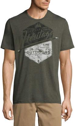 BOSTON TRADERS Boston Traders Short Sleeve Graphic T-Shirt