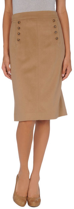 Marc by Marc Jacobs Knee length skirt