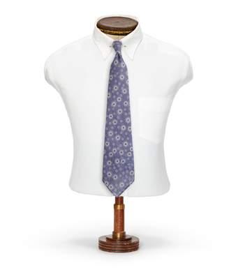 Ralph Lauren Handmade Print Cotton Tie